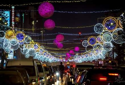 La unii se poate: Timisoara, niciun leu pe luminite de sarbatori. Constanta si Bucuresti...