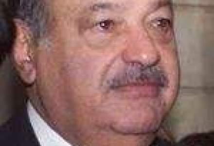 Mogulul mexican Carlos Slim Helu se lanseaza in acte filantropice