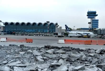 Numarul de pasageri pe Aeroportul Otopeni va depasi 14 milioane in 2018