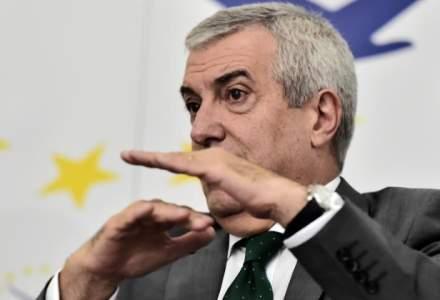Nu au rusine: Tariceanu, dat ca exemplu in modificarile unei legi