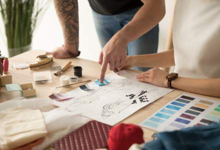 Business creativ la inceput de drum: vanzari online si investitii de cateva mii de euro