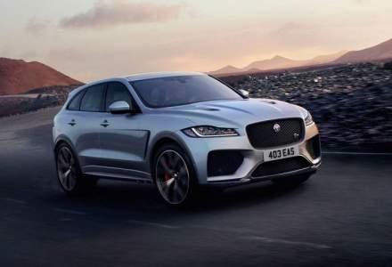 Jaguar J-Pace va fi construit pe o noua platforma Range Rover