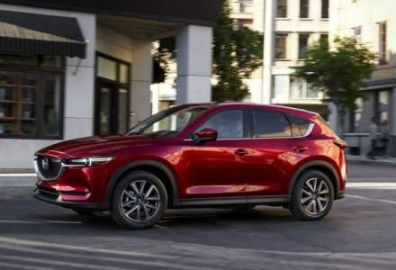 "Mazda nu va renunta la motoarele diesel: ""Oamenii vor SUV-uri cu consum redus de carburant"""