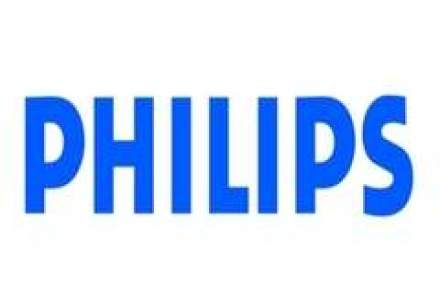 Crestere de peste 80% a profitului Philips in primele trei luni