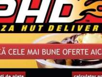 Pizza Hut Delivery se extinde...