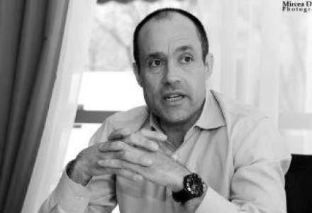 Pranz cu primul om din Vodafone: Despre business, Mahatma Gandhi si valorile unui manager de top