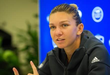 Fed Cup: Simona Halep aduce primul punct Romaniei in intalnirea cu Elvetia