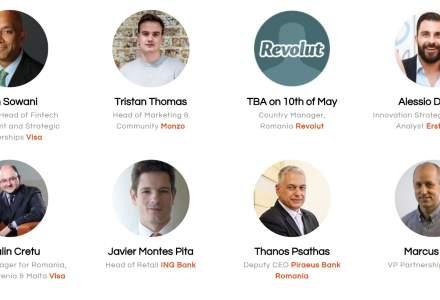 Speakerii Future Banking 2018: bancheri cu zeci de ani de experienta, care au trecut prin criza asiatica din '97, si reprezentanti ai celor mai mari Fintech-uri europene