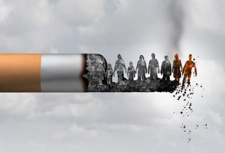Piata neagra a tigaretelor a crescut la 17,2% din totalul consumului, in martie 2018