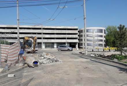 Metrorex estimeaza ca va finaliza parcarea de la statia de metrou Straulesti in iulie