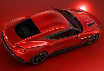 Forza Rossa inaugureaza in vara showroom-ul Aston Martin din Romania