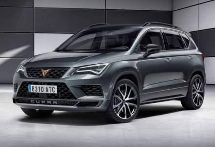 Seat anunta planurile pentru Cupra: sub-brandul va avea 7 modele, inclusiv cu versiuni hibride si electrice