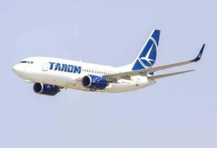 Ghiseele TAROM din aeroportul Henri Coanda vor fi mutate