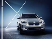 BMW iX3 Concept prefigureaza...