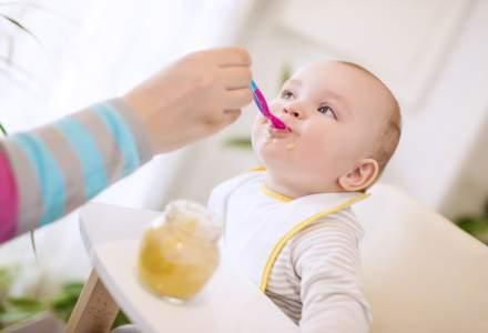 Piata alimentelor ecologice pentru copii creste cu circa 5% in 2018