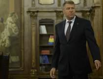 Klaus Iohannis ataca la CCR...