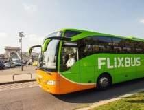 FlixBus, curse directe catre...