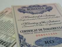 Certificatul de inmatriculare...