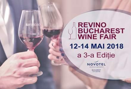 (P) ReVino Bucharest Wine Fair, la a treia editie