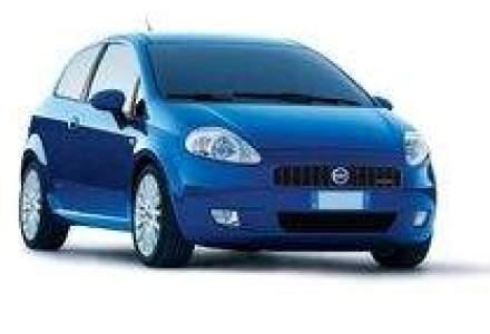 Fiat Grande Punto creste vanzarile AutoItalia