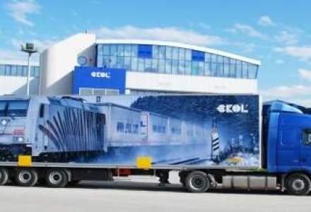 Ekol Logistics investeste 4,5 mil. euro si angajeaza 70 de persoane