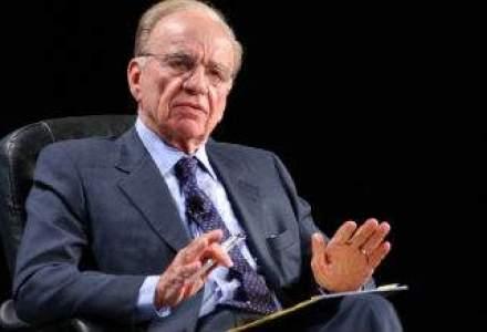 Murdoch recunoaste ca a ascuns ascultarile ilegale de telefoane de la News of the World