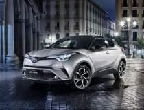 Toyota C-HR va avea versiune...