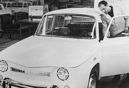 Istoria Automobile Dacia: anul acesta se implinesc 50 de ani de la infiintare