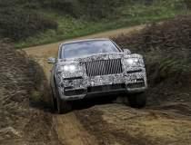 SUV-ul Rolls-Royce Cullinan...