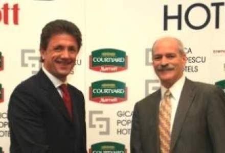 Gica Popescu investeste 20 mil. euro intr-un hotel sub brandul Marriott