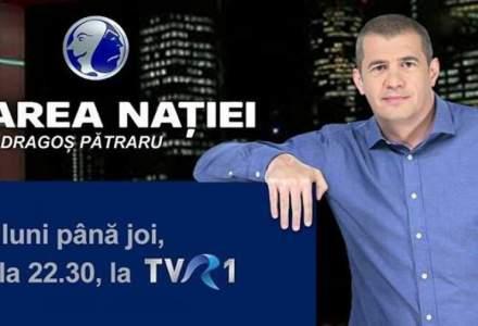 Dragos Patraru denunta dedesubturile TVR: cenzura, presiuni si jigniri la adresa jurnalistilor critici cu PSD