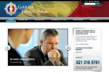 Garda Financiara si-a relansat site-ul. Scopul este cresterea gradului de transparenta