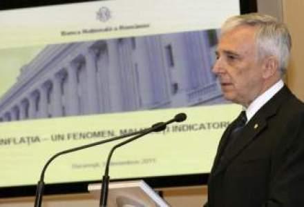 Isarescu: Florin Georgescu este o garantie privind politica bugetara