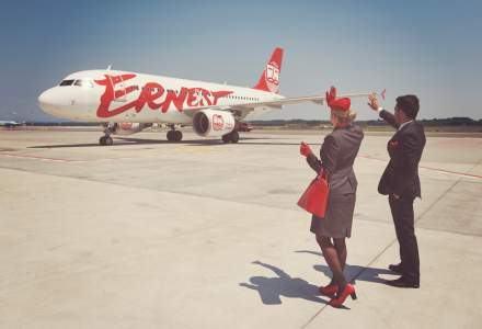 Ernest Airlines introduce zboruri din Bucuresti catre Verona si Genova