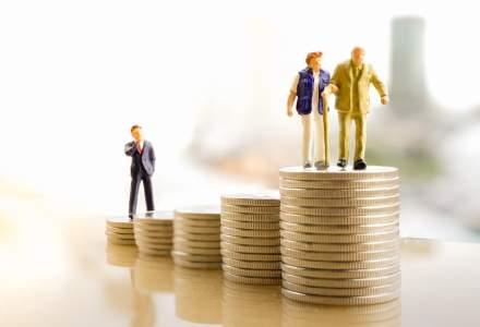 """Pilonul II de pensii private obligatorii poate tine """"saracia"""" departe de batranetea romanilor: rata de inlocuire a venitului in 2048"""