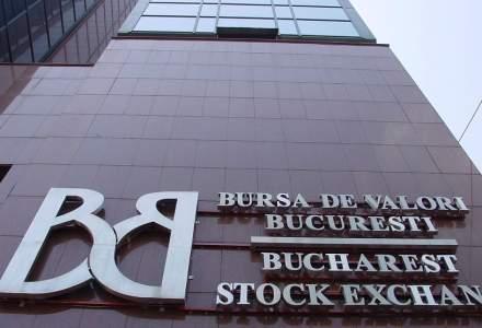 Bursa de Valori Bucuresti anunta profit cu 42% mai mare in primul trimestru