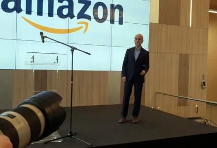 Amazon angajeaza 650 de oameni la Bucuresti. Ce pozitii cauta gigantul american?