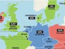 Harta somajului in Uniunea...