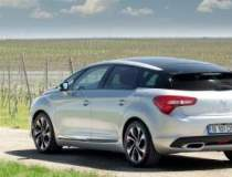 Citroen DS5, pilotul stilat