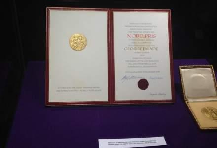 Cum a ajuns Premiul Nobel acordat in 1974 lui George Emil Palade in Tezaurul Istoric al Muzeului National de Istorie a Romaniei?
