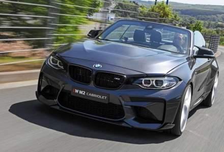 Un tuner german a creat versiunea BMW M2 Cabrio pe care marca germana nu o va produce!!
