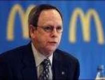 Seful McDonald's: 'Avem inca...