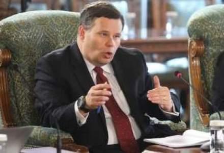 Franks: Suntem multumiti sa vedem cooperarea dintre ministrii care pleaca si cei care vin