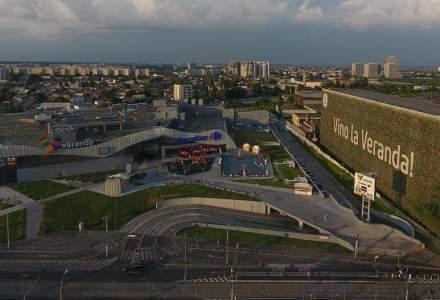 Mall-ul Veranda are director nou si investeste 10 mil. euro in extindere. Printre noile spatii - un cinematograf multiplex