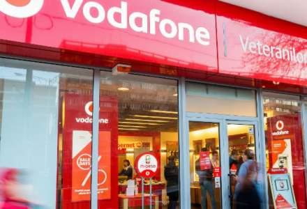 Vodafone Romania, venituri de peste 700 de milioane de euro, in crestere fata de anul fiscal anterior