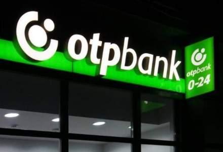 OTP Bank Romania inregistreaza un profit net de 22,5 milioane de lei in primul trimestru, cu 18% fata de aceeasi perioada a anului trecut