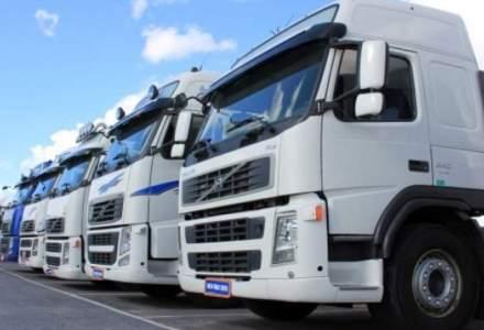 Cartelul camioanelor a prejudiciat transportatorii romani cu mai mult de un sfert de miliard de euro