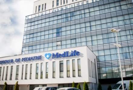 MedLife inregistreaza o cifra de afaceri de 196,8 mil. lei pentru T1, in crestere cu 34% fata de anul trecut