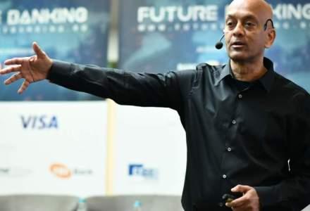 Vish Sowani, Visa, la interviurile Future Banking