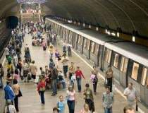 Metrou spre Otopeni [VIDEO]